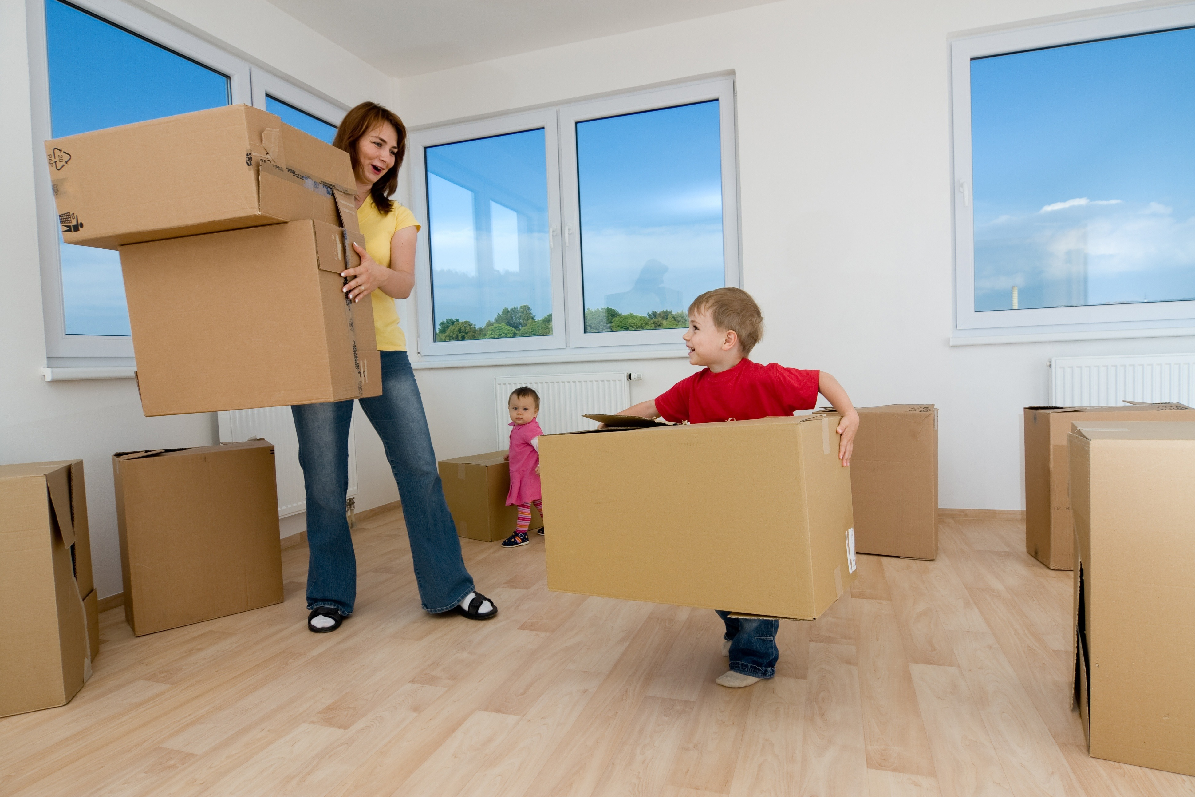 Top 5 tips to choose a self storage facility amberley for Moving into a new build house tips
