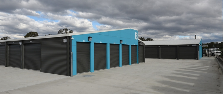SELF STORAGE AMBERLEY – A USER'S GUIDE