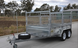 Free Trailer Hire With every Move-in
