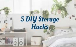 DIY Storage Ideas