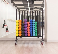CREATE A PRIVATE GYM WITH SELF STORAGE IN IPSWICH