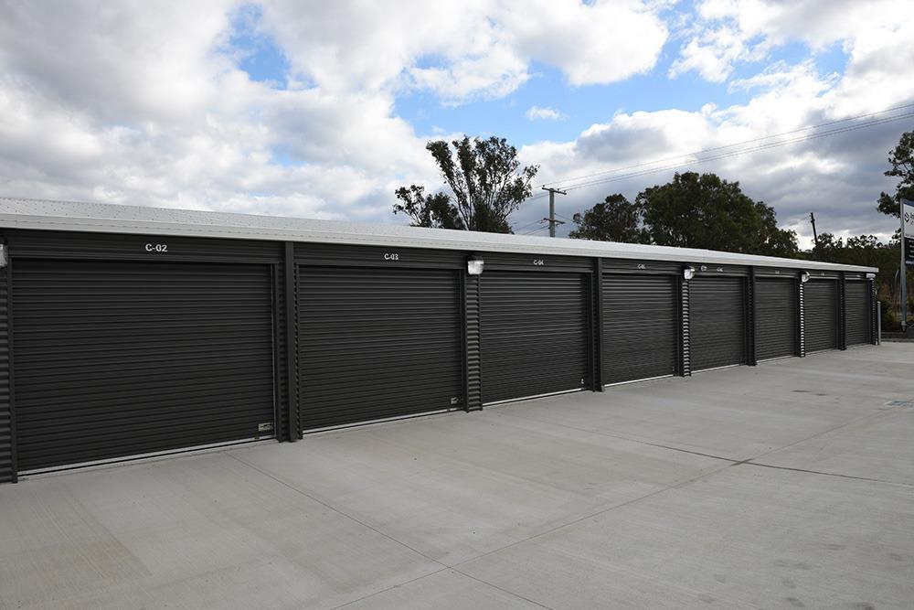 storage building units