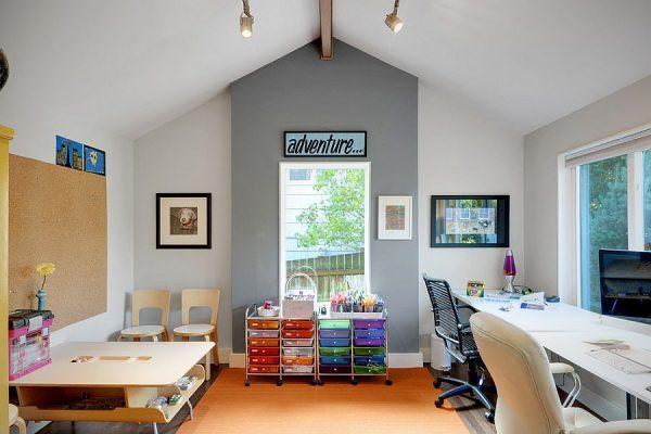 a simple multi-purpose room