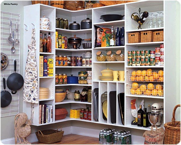 Organised Pantry