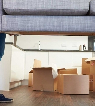 DEAL WITH A BREAKUP USING SELF STORAGE IN IPSWICH