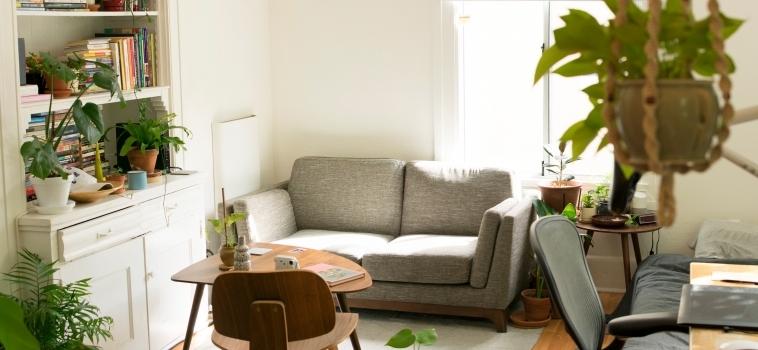 Top 5 ways to improve your apartment