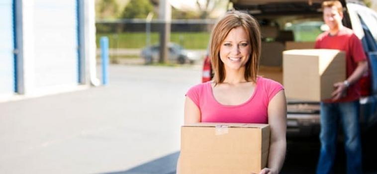 Organizing Your Self Storage Unit